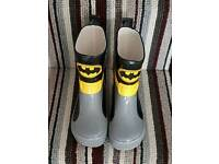 Batman wellies size 6. New.