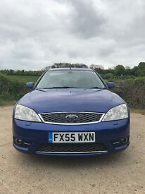 2005 Ford Mondeo ST 2.2 Tdci 5 Door Hatchback *Long MOT* *Vectra*Accord*C5*407*Avensis*Passat*