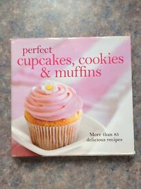Perfect Cupcakes, Cookies and Muffins cookbook