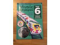 Music express year 6 book