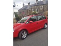 VW Touran - 7 SEATER FOR SALE