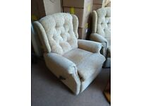 FOR SALE - reclining chairs (2 for sale)