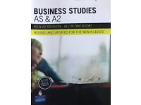 AS & A2 Buisness Studies Revision Guide.