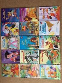 Famous Classic Disney Story books