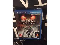 Killzone Mercenary for PSP Vita