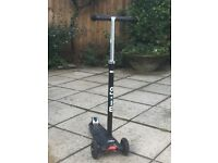 Micro Maxi Scooter, Black - only £40!