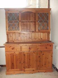 3 drawer pine dresser - Very good condition