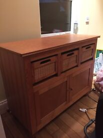 Chest of drawers / Changing unit