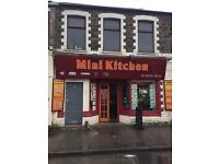 Sandwich/Salad Bar in Cathays for sale £17,000 very low rent. A3 consent.