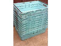 10 Bale Arm Crates