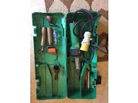 Leister digital welding gun 110 V