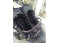 Out n About Double Buggy