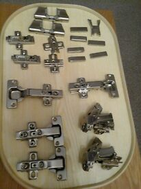Assorted Cupboard Hinges