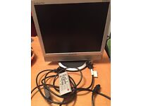 "17"" Samsung LCD TV Monitor"