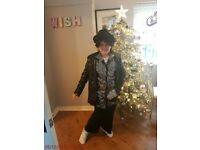 Michael Jackson adult fancy dress up outfit