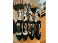 5 PAIRS SIZE 6 SMART SHOES