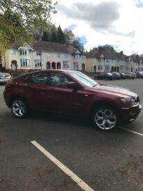 BMW X6 30 xdrive 2012 51000 Miles ac satnav full history £19500 Ono call 07961194836