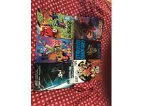 Graphic novels / comics