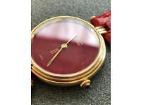 Must De Cartier Vermeil 925 Watch