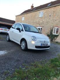 FOR SALE🚗 13 plate Fiat 500 Pop 1.2 litre 28,177 miles