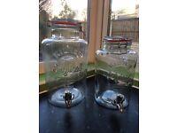 Kilner Kitchenware - Drinks Dispensers & Drinking Mugs **£25 Bargain**