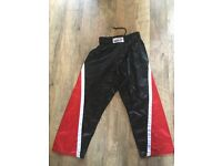 Kickboxing RUPLA Trousers. Almost NEW. Size M.