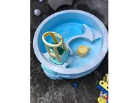 Water and sand play table - Steps2 - £43 brand new !