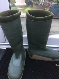 THERMAL FISHING BOOTS WELLIES