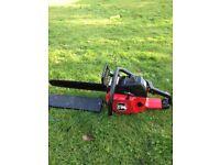 Homelite 290 chainsaw