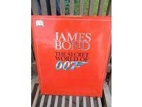 James Bond 007 books - £1