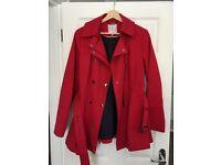 Jasper Conrad Red Jacket Size 12