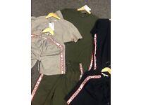 Gucci and Givenchy Men's Short Sets