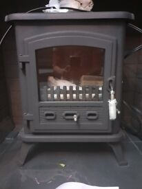 Westcott multi fuel burner