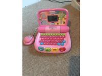 V tech laptop