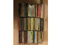 CD collection Indie/Rock/Pop