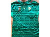 Official Cameroon football shirt