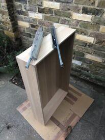 New IKEA Komplement 100x58 drawer - Oak colour - for PAX wardrobe