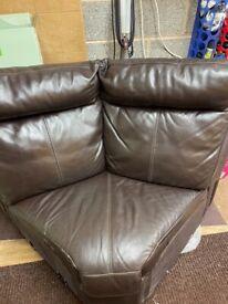 Corner part of sofa