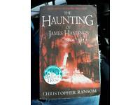 The haunting of James Hastings book