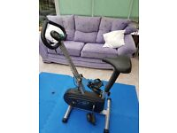 EXERCISE BIKE - V-FIT FC1-TA AURORA TRIPLE ACTION FLYWHEEL