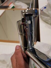 Brand new kitchen tap