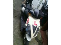 Moped KAM 49cc 60 plate