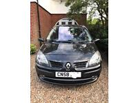58 Renault Grand Scenic Dynamique-S, Automatic 7 seater, only 61k miles