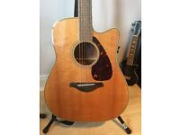 Yamaha Electro-Acoustic Guitar for Sale