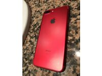 iPhone 7 Plus (Product) Red 128GB - UNLOCKED
