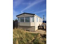 3 bed static mobile home, immaculate condition
