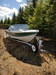 Boat to bring to Alberta