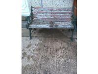 Old summer seats.,