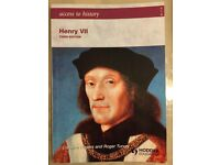 A-level history - Henry VII - Third edition - ISBN 978 0 340 88896 4