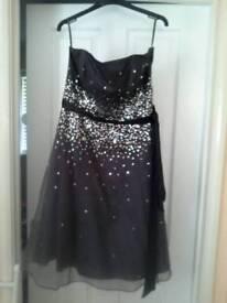 MONSOON SPARKLY DRESS